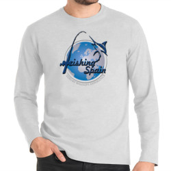 CAMISETA MANGA LARGA FISHING-SPAIN - Camiseta Manga Larga